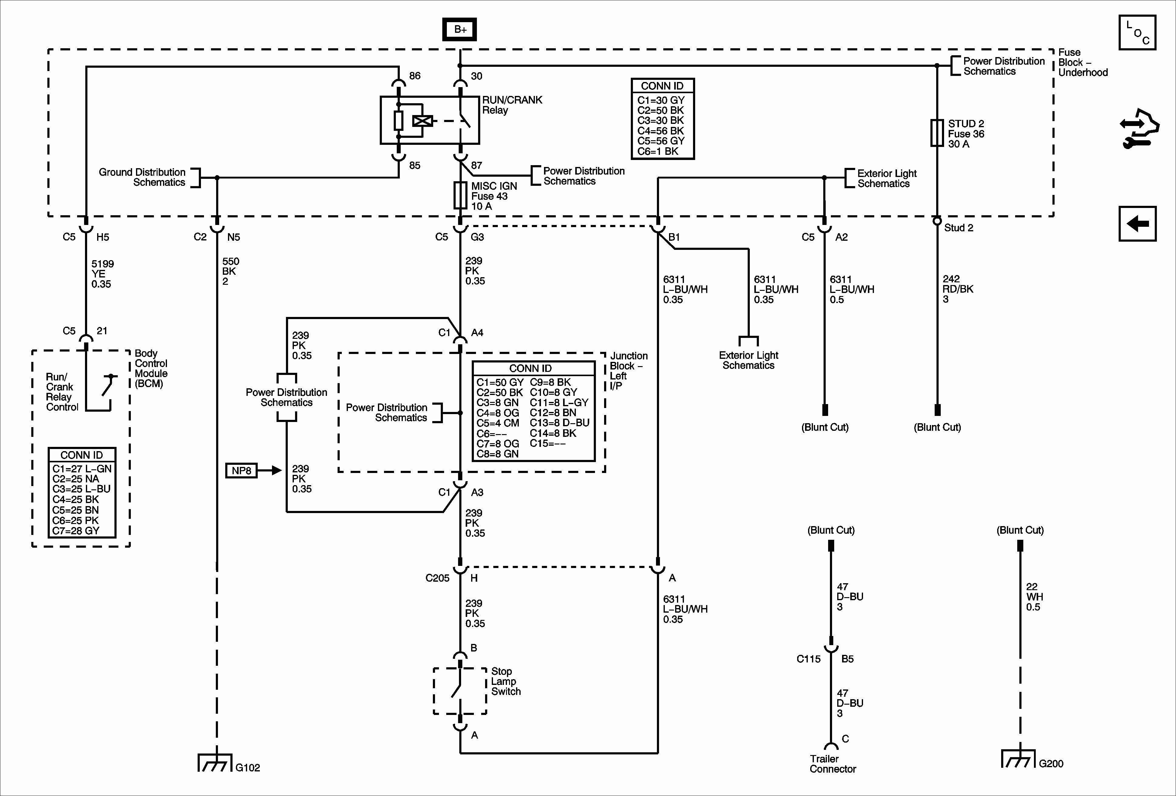 Grand Marquis Radio Wiring Diagram