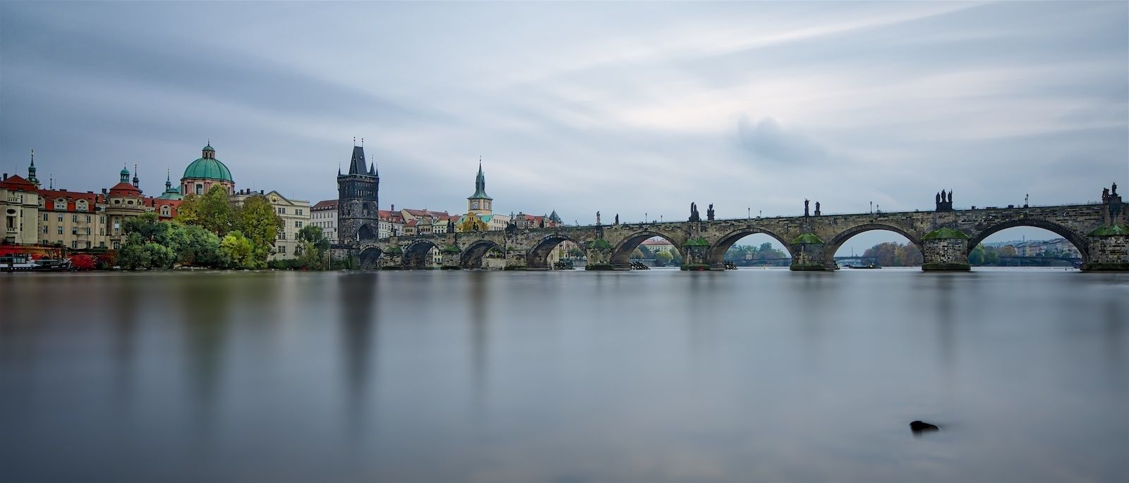The Charles Bridge - Dear friends,  Thank you very much for your Like, positive comments and constructive criticism.  Ed