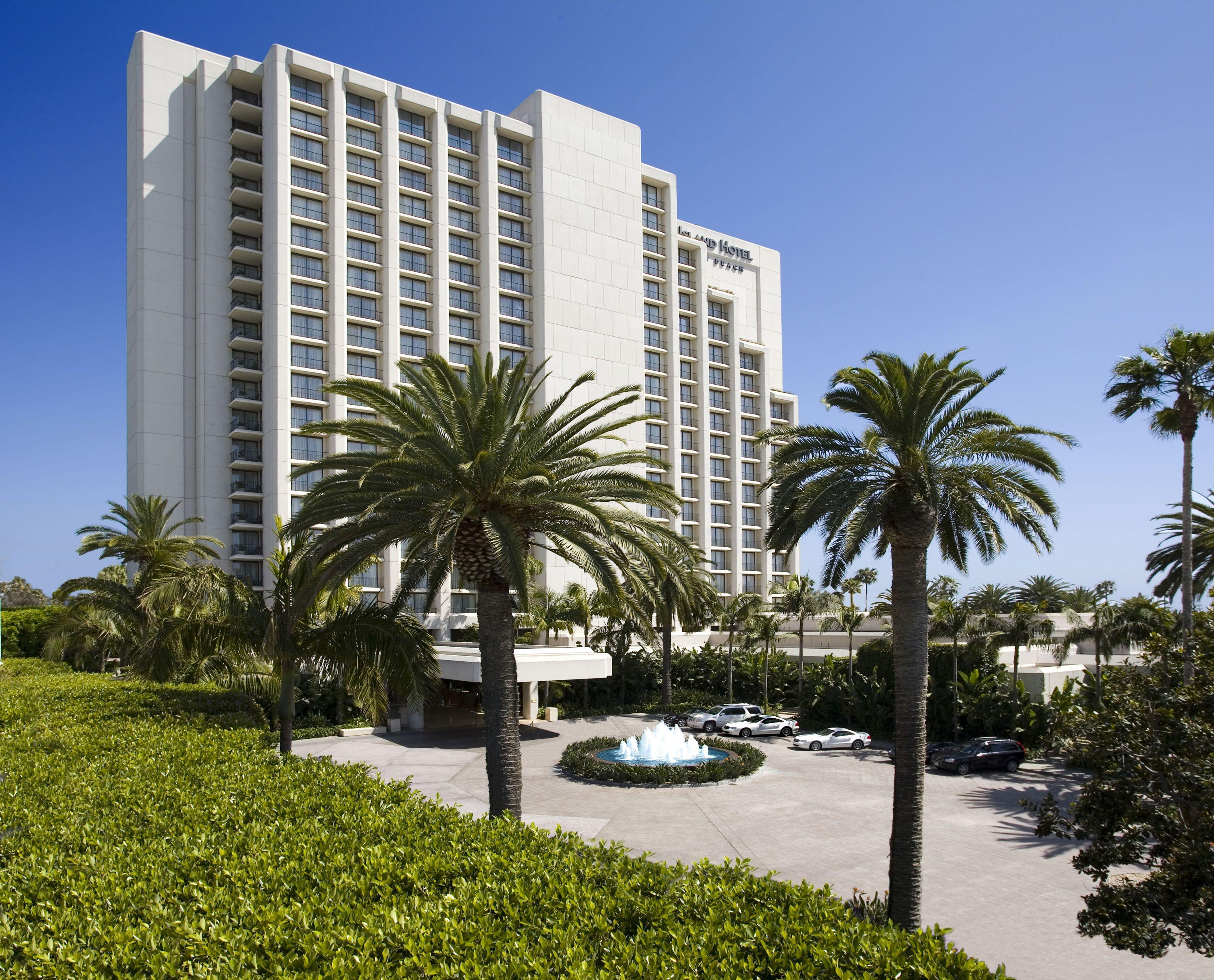 Island Hotel Newport Beach Ca