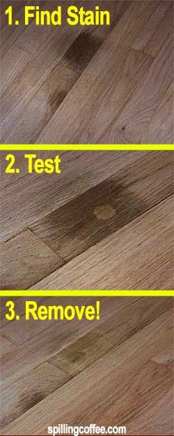 Urine Stains From Hardwood Floors