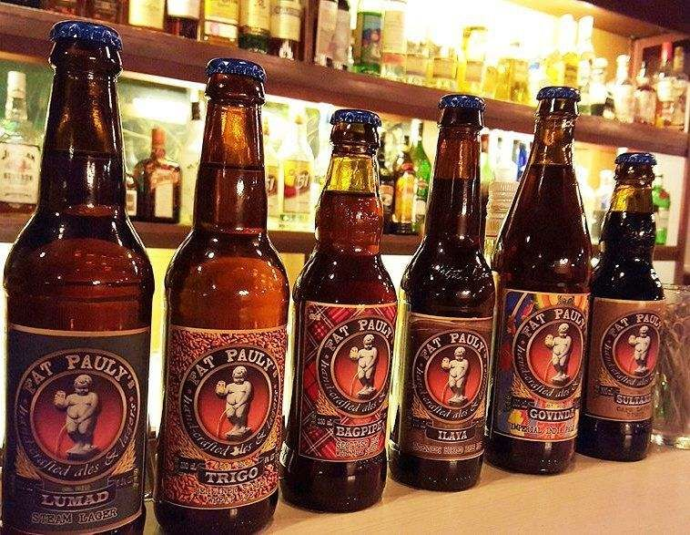 Craft Beer Philippines New Drinking Pleasures In The Philippines