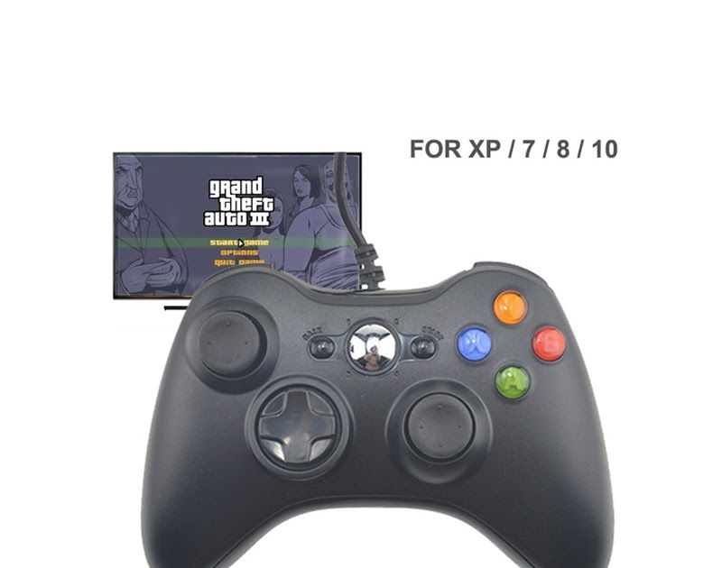 Big sale usb wired gamepad joystick for pc controller for