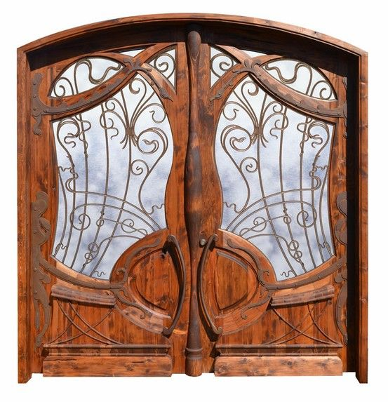 Click For Some Interesting Information About These Whimsical Doors