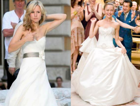 The Best Wedding Movie Dresses 2000 Present Wedding Dresses