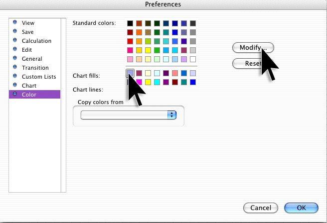 Tutorial - Using Excel to design colorwork (MarnieMacLean
