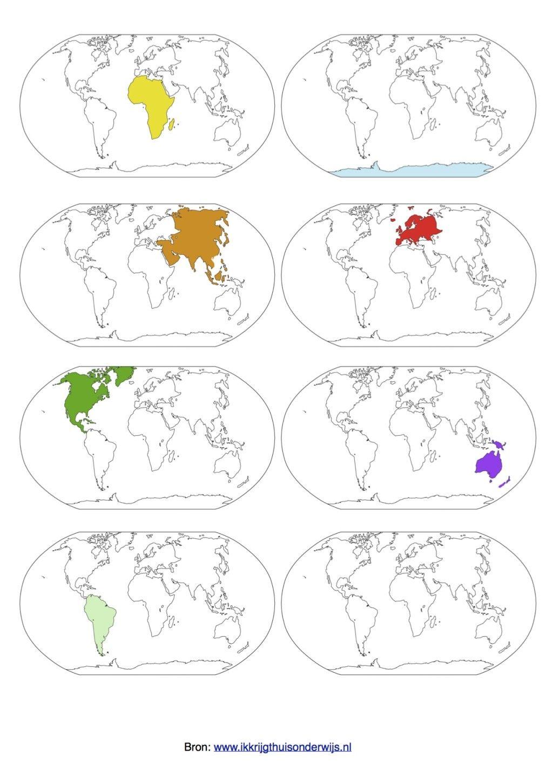 Map Pangea Activity Worksheet