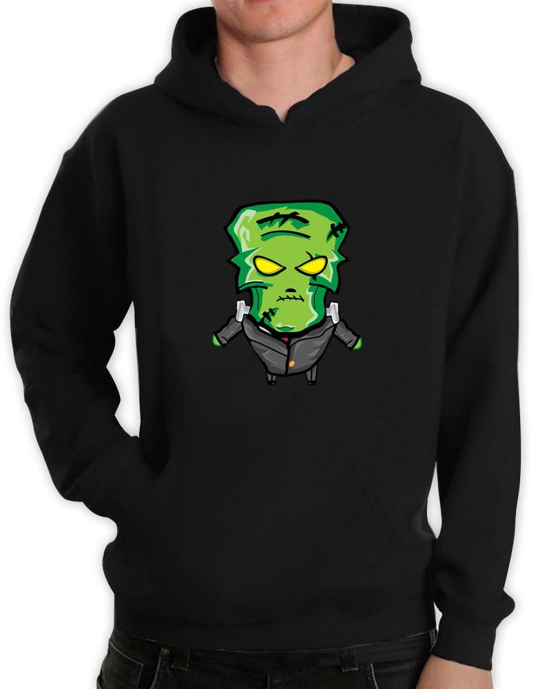 50ef7f76fff8 Frankenstein monster funny hoodie great idea halloween gift present ...