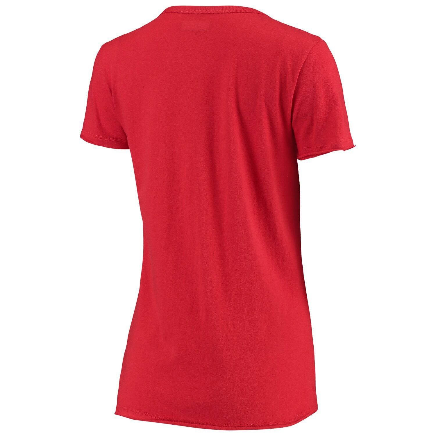 Women S New Era Scarlet San Francisco 49ers Gradient Glitter Choker V Neck T Shirt Affiliate San Sponsored Francisco Wom New Era V Neck T Shirt Chokers