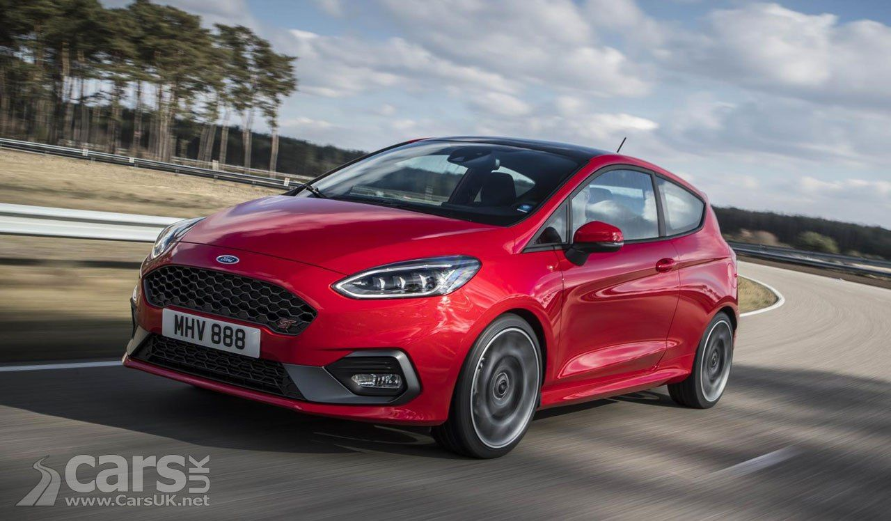 New Ford Fiesta St Uk Price And Specs Announced And It S A Bit