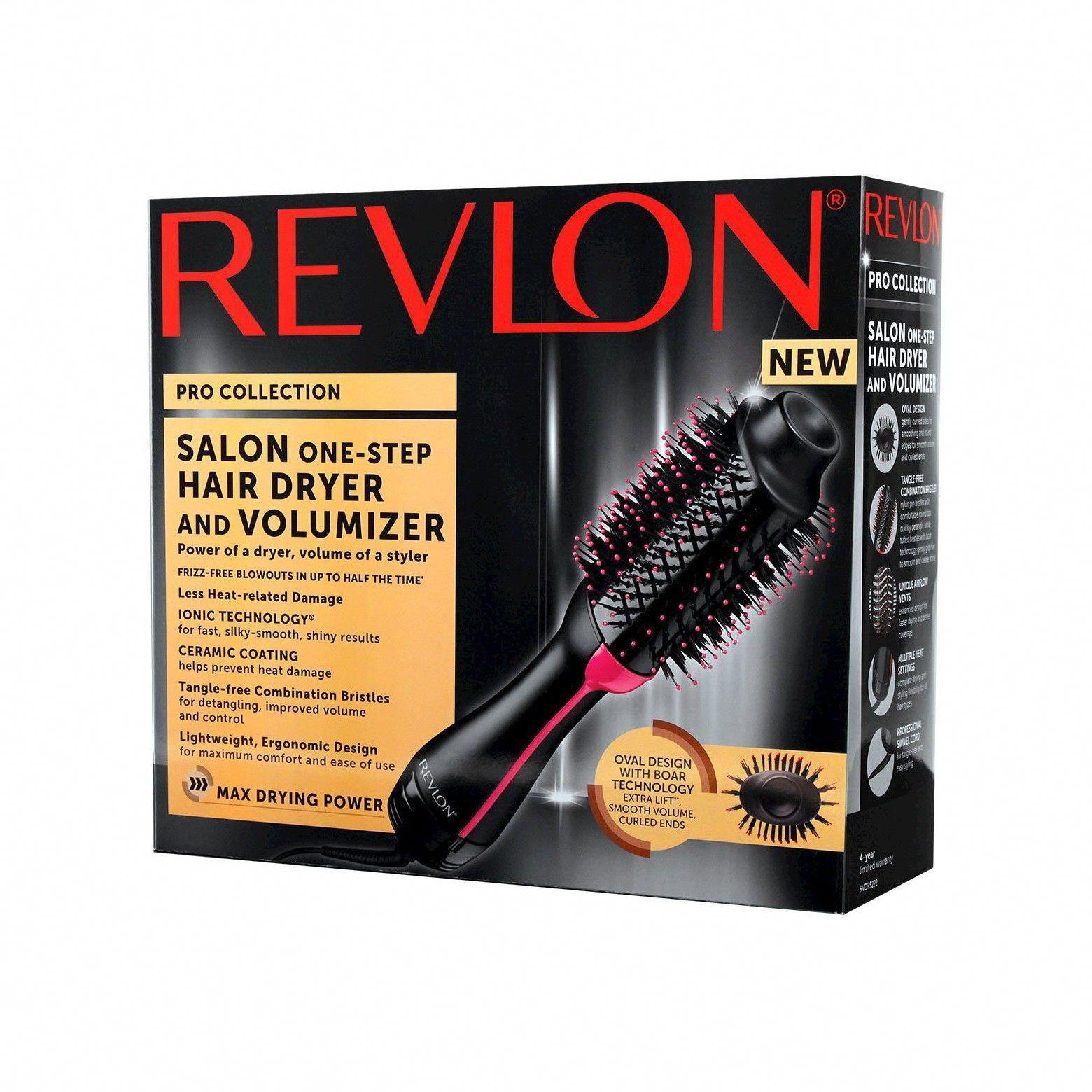 Revlon Oval One Step Hair Dryer Volumizing Styler Target Usable Hair Dryer Revlon Hair Dryer Revlon