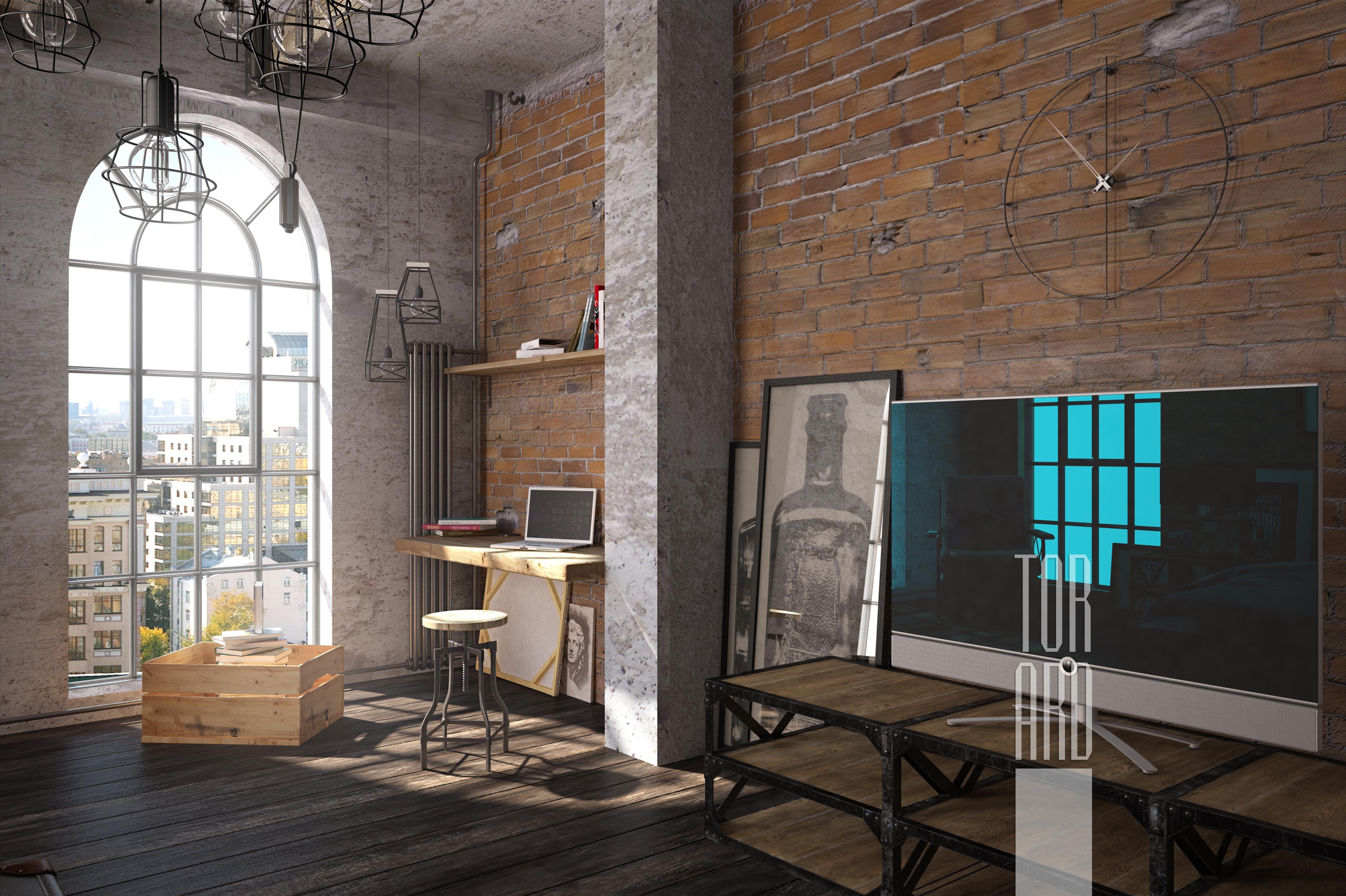 - Loft Interior