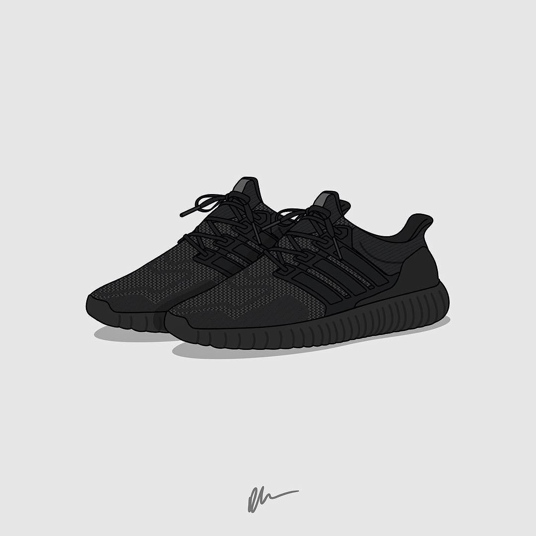 0b865cf32 Yeezy Ultra Boost As seen on  davidbeckham  amp   brooklynbeckham. What are  your