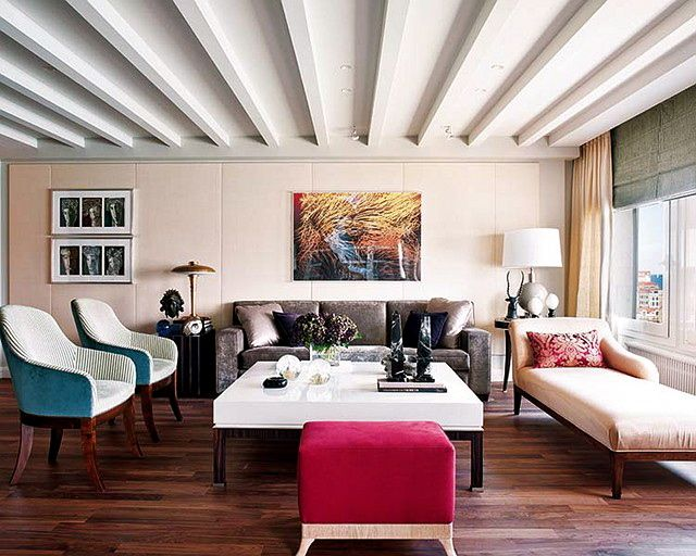 Reforma high level | Spanish interior, Living rooms and Pop ...