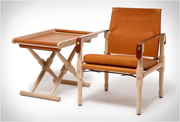 Perfect Ghurka Campaign Furniture Collection 4 | Image
