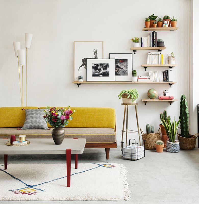 Astuces déco pour un petit salon   Salons, Living rooms and Room