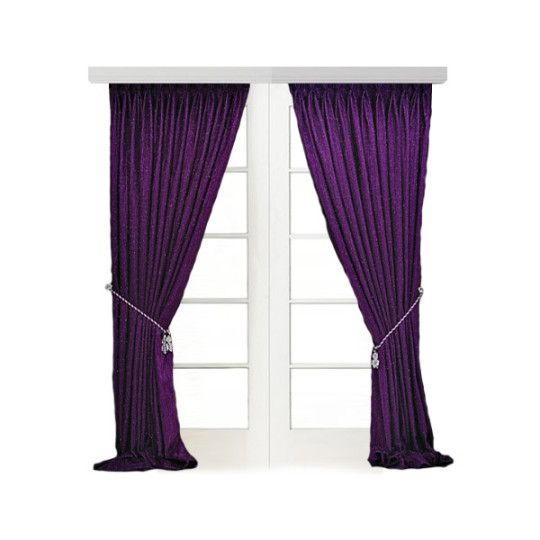 images of  purple drapes and window coverings   42496-items_design-marisa-curtain-curtains-silver-classic-joss-main ...