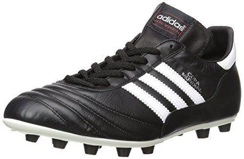 2ebc6dcef5f Men s Soccer Shoe Adidas Copa Mundial Outdoor Sports Cleats Black Size 10.5   Adidas