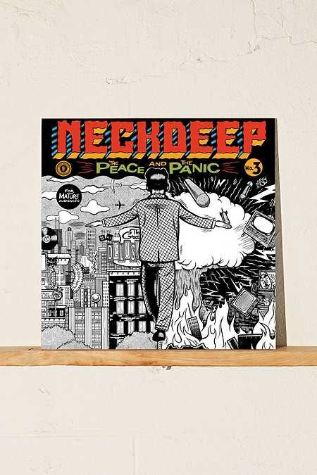 Neck Deep The Peace And The Panic Limited Lp For The