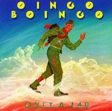 "Oingo Boingo, Only a Lad"".  Not sure if they were a regional band in terms of popularity, but they were huge in Southern California.  They did a big Halloween show every year, for a while."