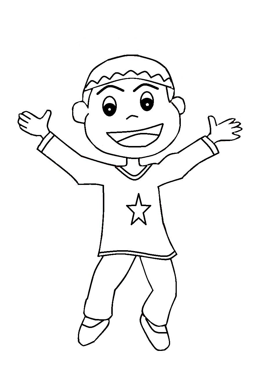 Gambar Kartun Laki Laki Dan Perempuan Adzka