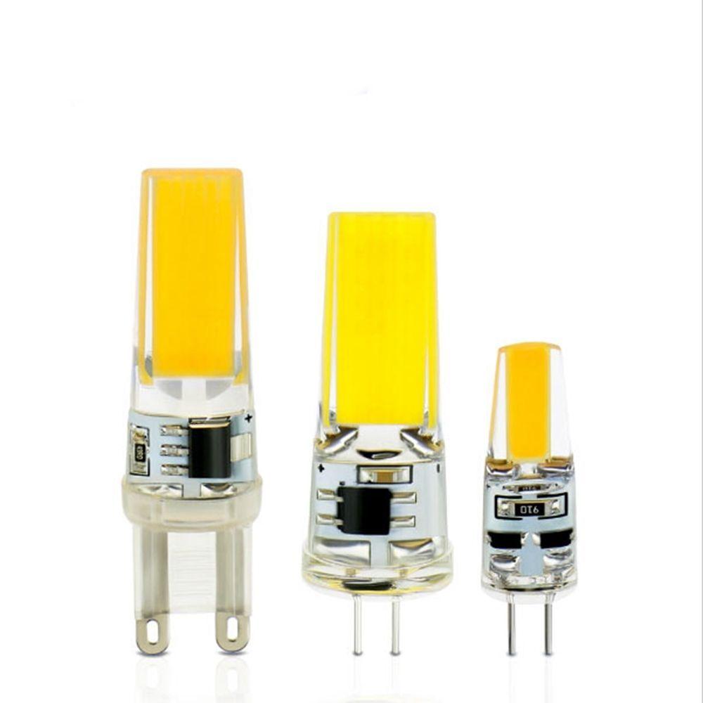 1 28aud 360 Degree Dimming Spotlight Bulb G4 G9 Led Light Halogen Lamp Chandelier Ebay Home Garden Led Lampu Ac Dc