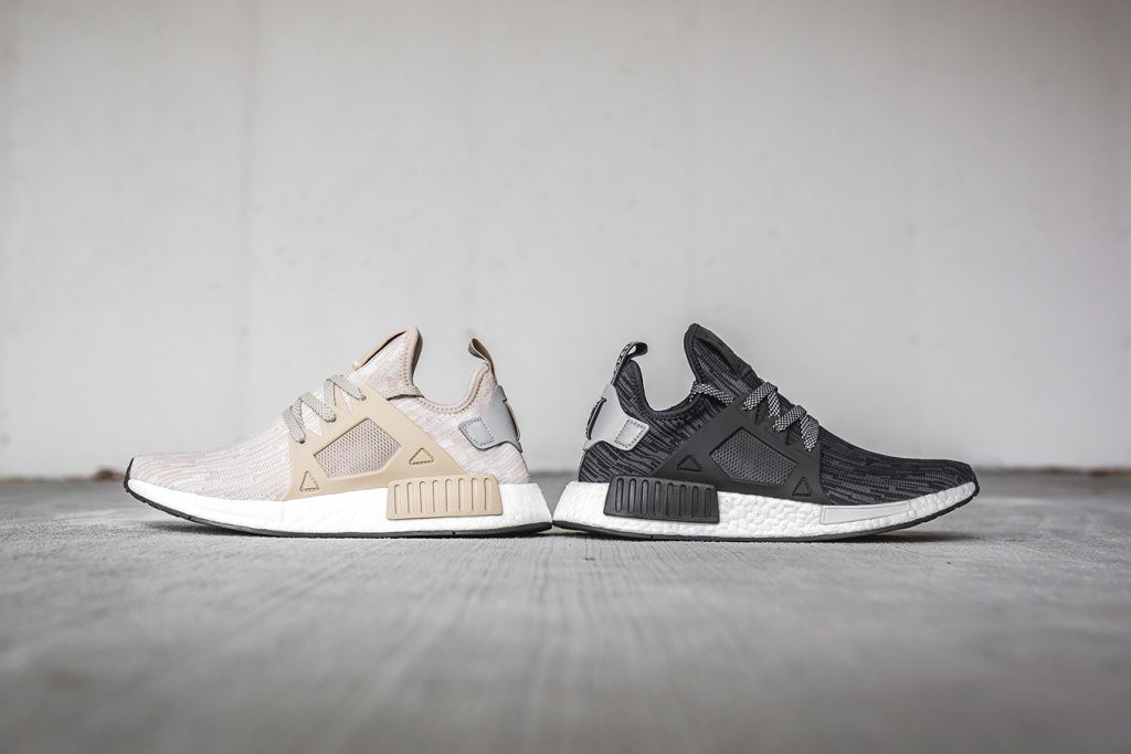 1de1370a1d4f The Latest adidas NMD XR1 Pack Showcases New Primeknit Design - MISSBISH