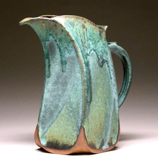 Slab Built Pitcher