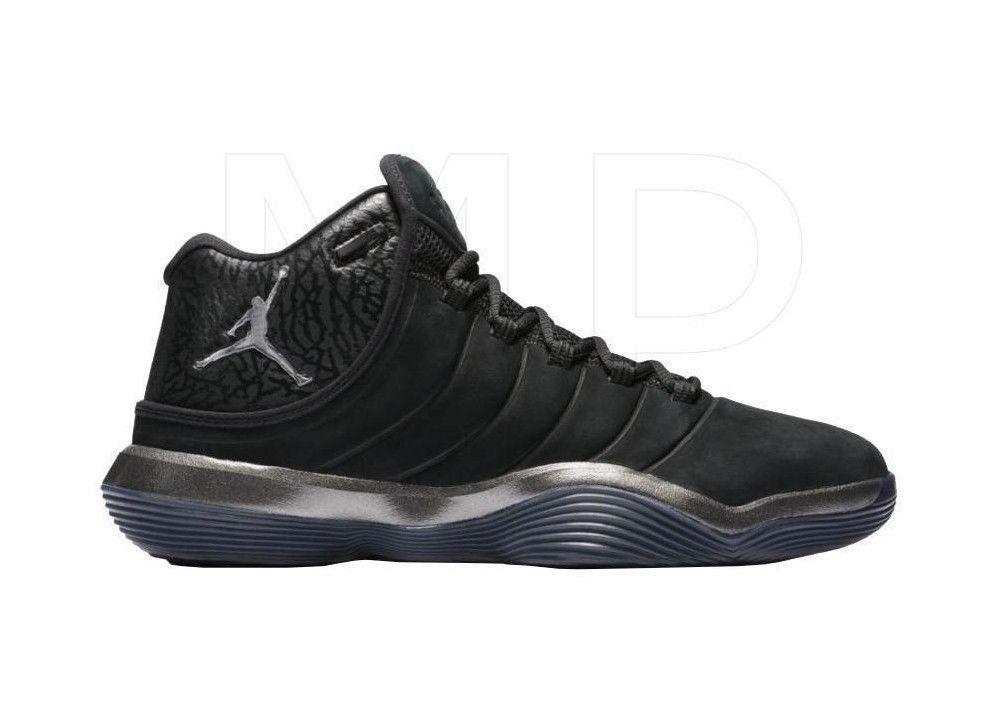 c09da88df39e1a Nike Jordan Superfly 2017 Size 10 US Black Men s Basketball Shoes  Nike
