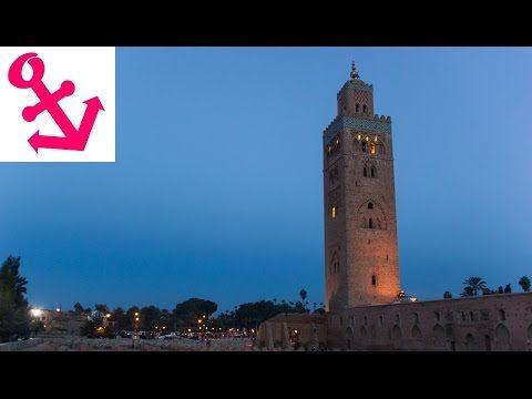 Video: Teil 1 Sehenswürdigkeiten in Marrakesch in Marokko | Yesnomads Deutsch #ReiseMarrakesch #ReisetippsMarrakesch #Marrakesch #Marokko