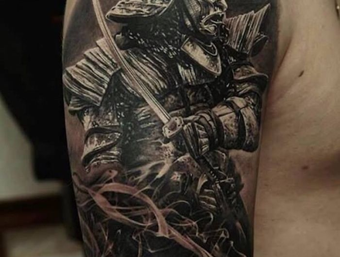 Tatouage Samourai Le Tattoo Des Guerriers Tattoo Tattoos