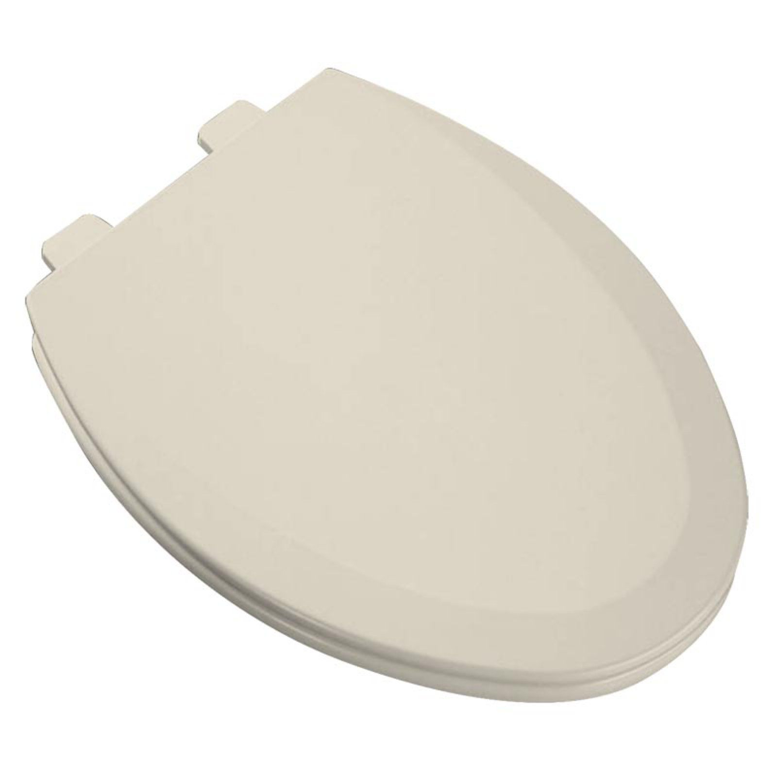 Enjoyable Bemis 1500Ec Elongated Wood Toilet Seat Almond Products In Short Links Chair Design For Home Short Linksinfo