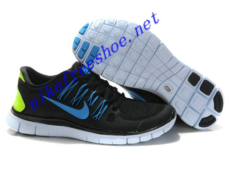 best service 0653f 6aa44 ... best nike free run 4 mens hyper black royal blue volt white 2a06e 60bff