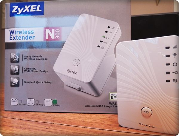 Family Tech Blogger | ZyXEL Product News and Info | Wifi