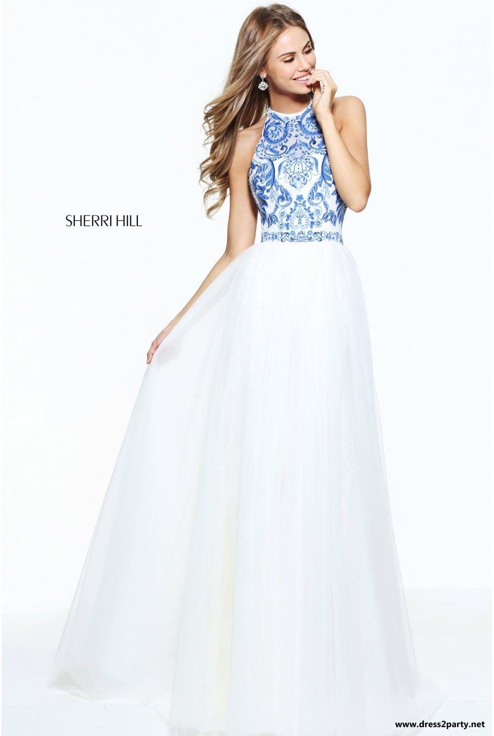1312897ad62d Sherri Hill 51021 en 2019 | Dresses | Prom dresses, Sherri hill prom ...