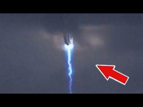 5 Strange Phenomena in the Sky Caught on Camera