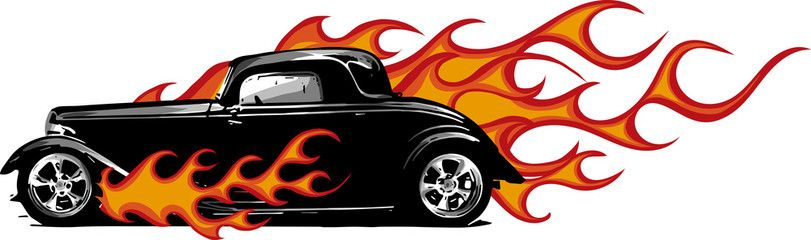 old hot rod cartoons photos illustrations et vid os de hot rod rh pinterest com hot rod clipart black and white hot rod clipart free download