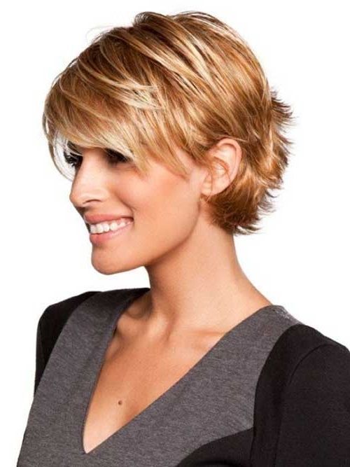 Through the thousands of images on the web concerning short layered hairstyle
