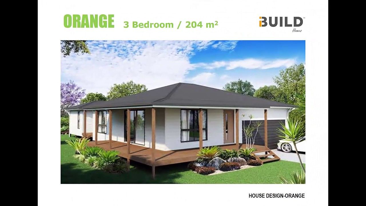 3 bedroom ibuild kit homes orange ibuild kit homes 3 bedroom rh pinterest com