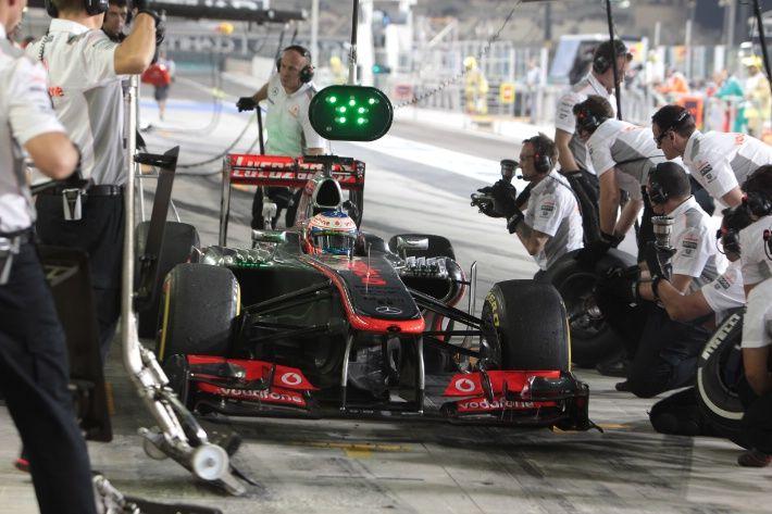Abu Dhabi Grand Prix: McLaren aiming for strong end to season