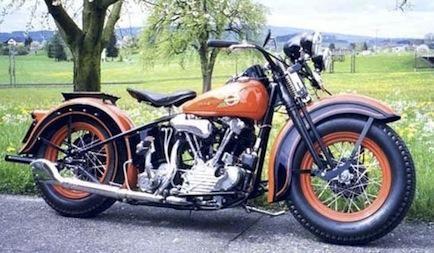 Rare Vintage Harley Davidson Motorcycles - InfoBarrel | Motorcycles