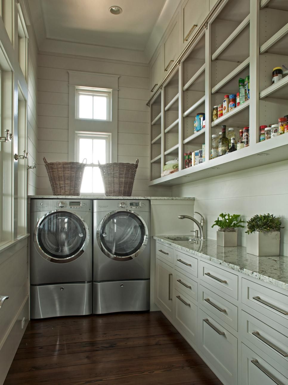 15 Clever Laundry Room Storage Ideas Pantry Laundry Room Grey Laundry Rooms Laundry Room Design