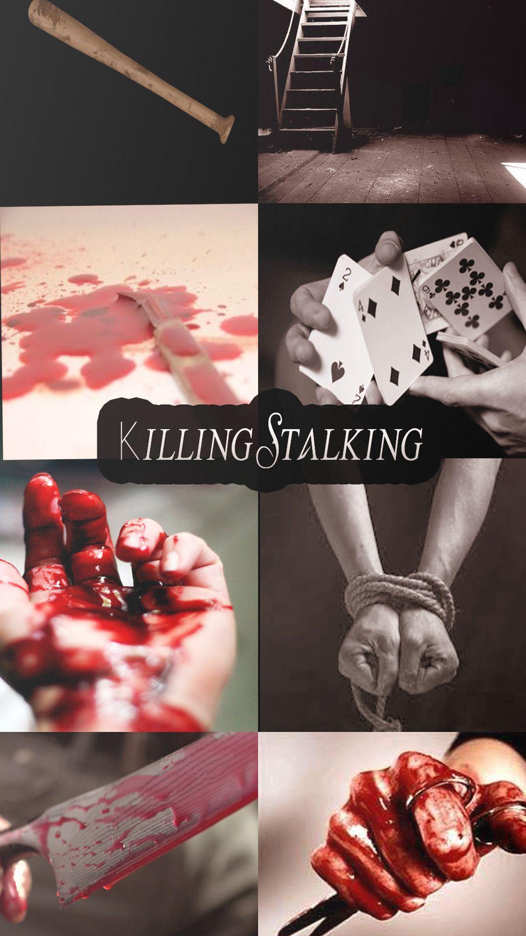 "Imágenes, gifs & memes del manhwa ""Killing Stalking"