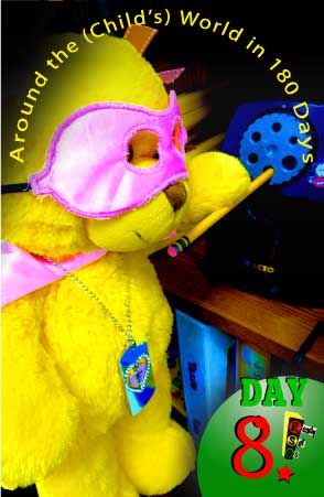 Day 8: School helps your sharpen your skills each day! #Autism #SpecialNeeds http://www.readysetgonow.com/