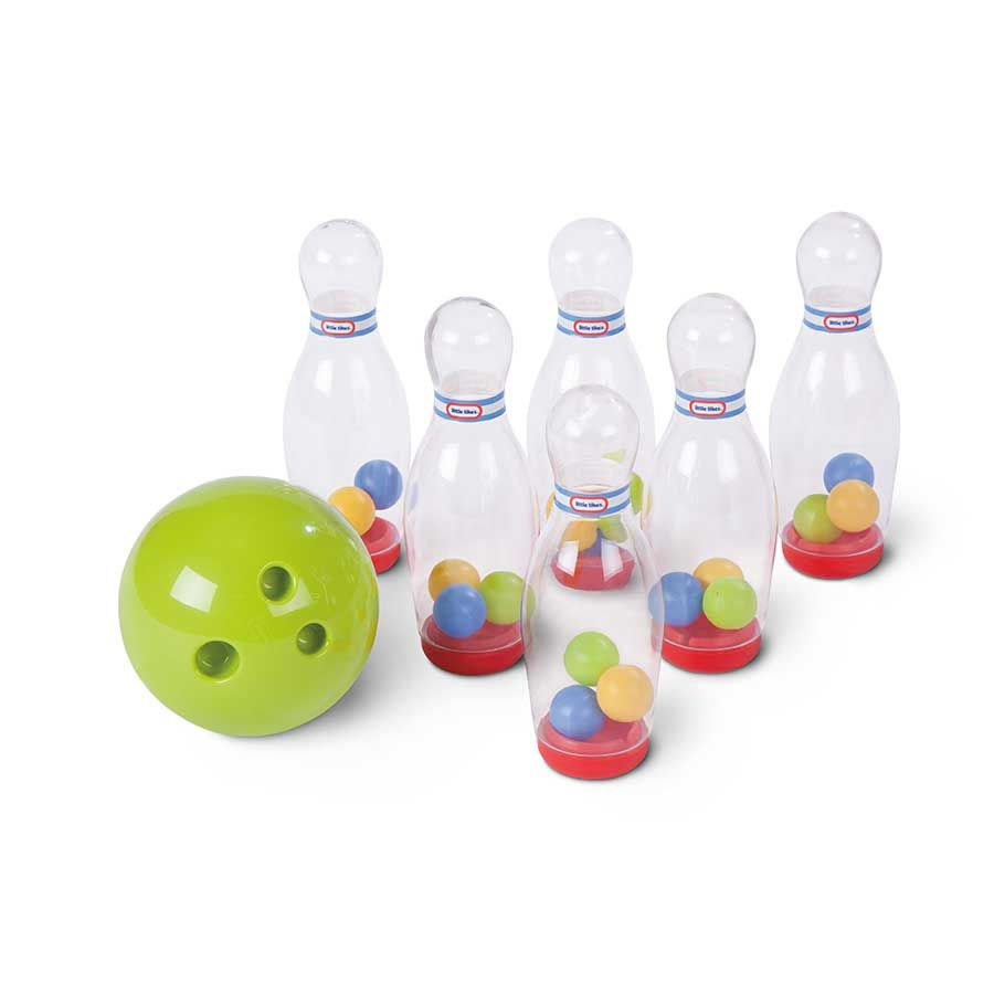 Little Tikes Clearly Sports Bowling   Toys\