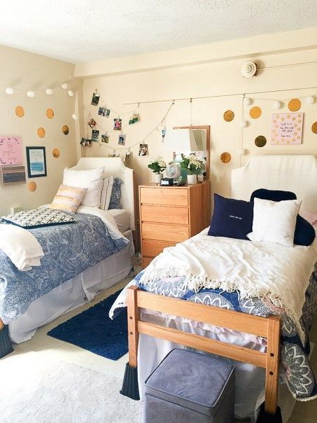 Dorm room essentials create  stylish space for lounging studying  sleeping find ideas products and decorating tips from cute decor also rh pinterest