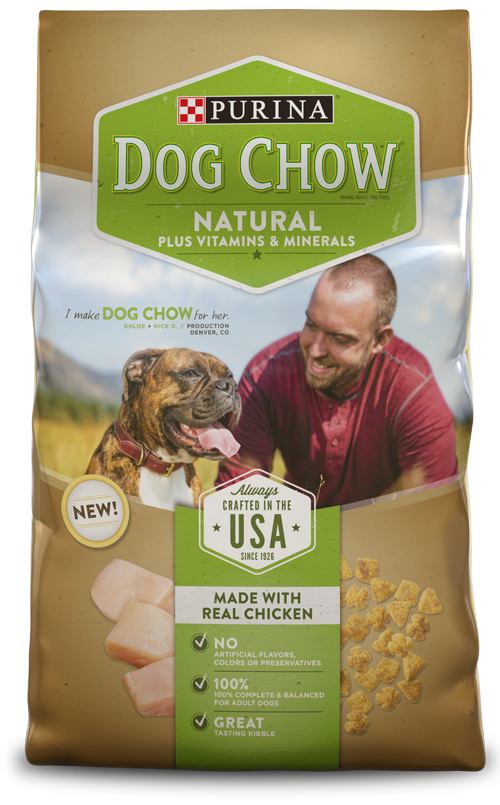 Free Purina Naturals Dog Chow At Target With Images Dog Food