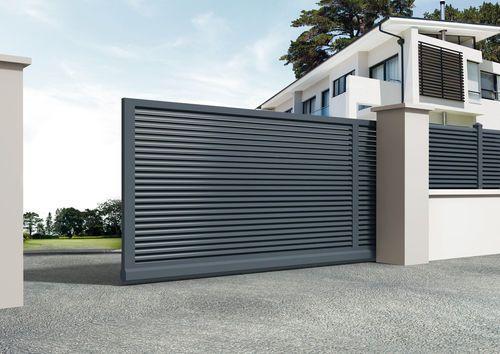 trois conseils pour choisir son portail z une hoftor und gartenz une. Black Bedroom Furniture Sets. Home Design Ideas