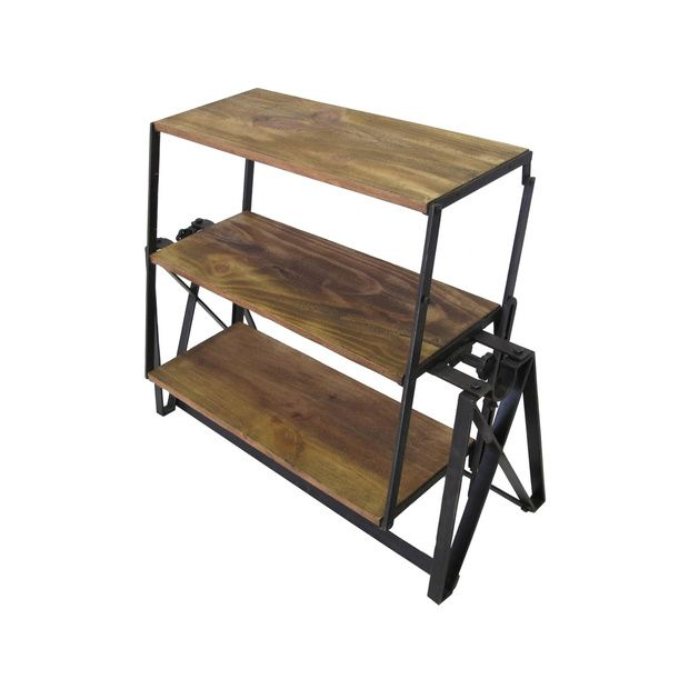 Dot Bo Furniture And Decor For The Modern Lifestyle Shelves Industrial Shelving Collapsible Shelves
