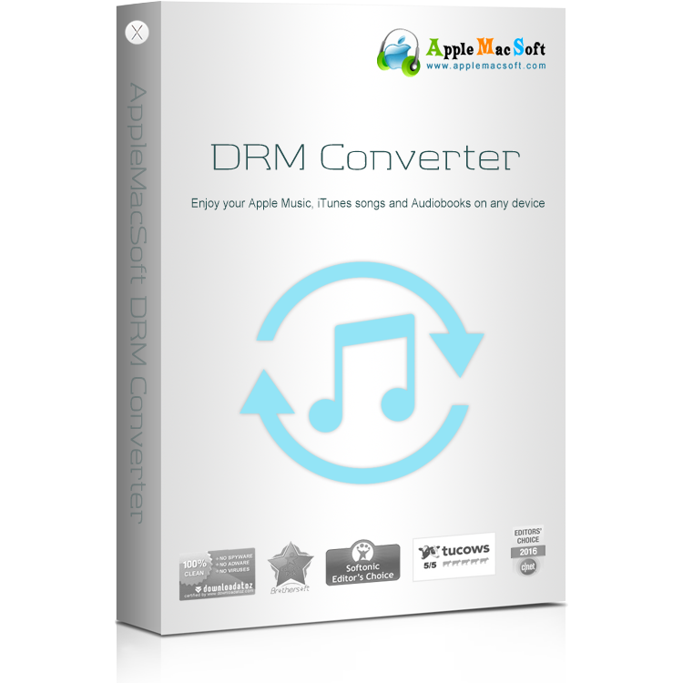 AppleMacSoft DRM Converter for Mac Download (With images