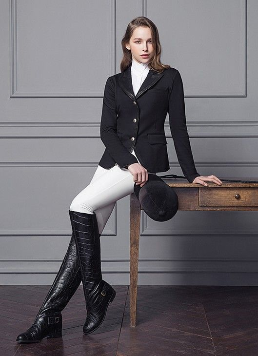 [Equestrian Fashion] Michael and Kenzie 1911, the ...